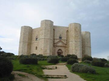 Das mächtige Castel del Monte bildete den Abschluss einer wunderschönen Reise...