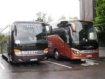 Burkert - 5 Sterne Reisebus